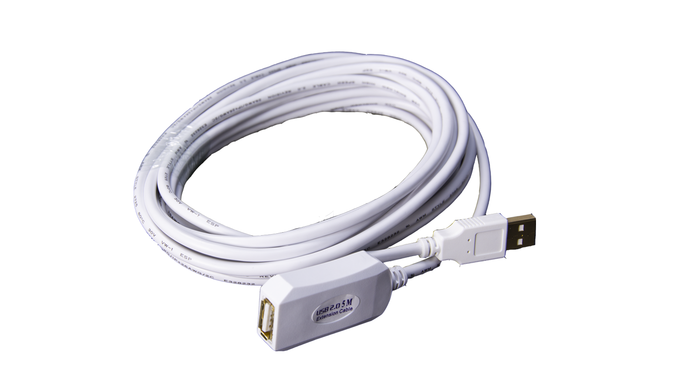 USB extension  cable 5m