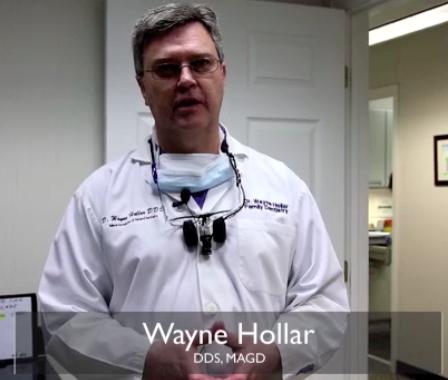 Dr Wayne Hollar